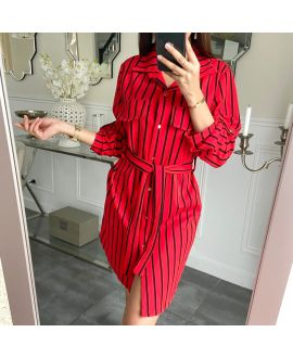 ROBE RAYEE 5251 RED