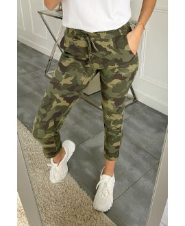 PANTS JOGG 5269 MILITARY GREEN