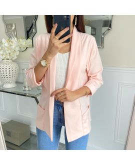 JACKET BLAZER 2 POCKETS 5232 ROSE