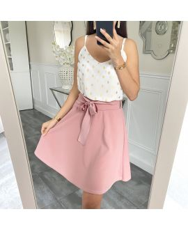 SHORT SKIRT 5430 ROSE