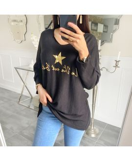 PULL THE END OF THE LIFE STAR 5501 BLACK