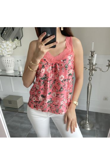 TOP CAMISOLE 5528 CORAL