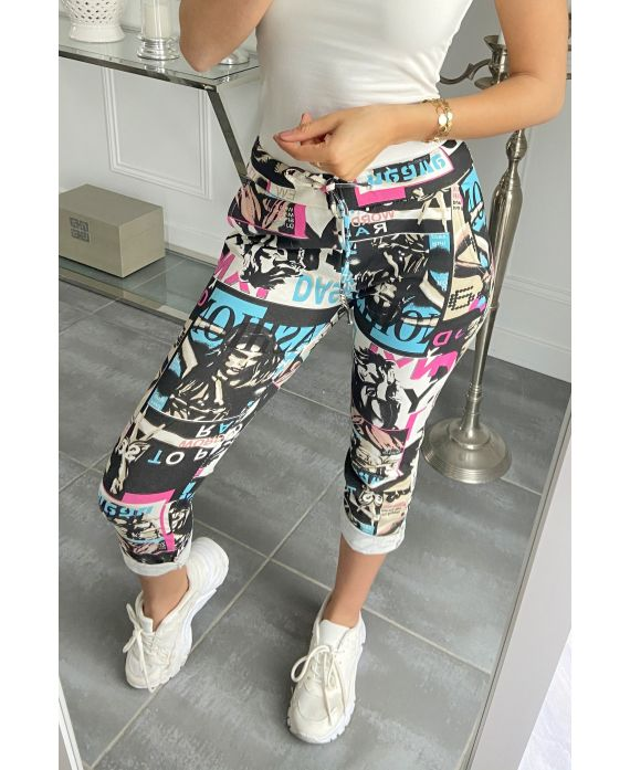PANTS JOGG 5510 BLACK