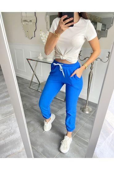 JOGGING PANTS 5516 ROYAL BLUE