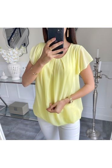 TOP SAIL OPEN BACK 5505 YELLOW