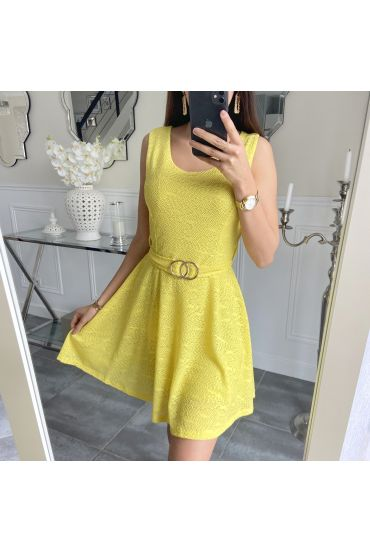 DRESS THE BACK CROSSES 5495 YELLOW