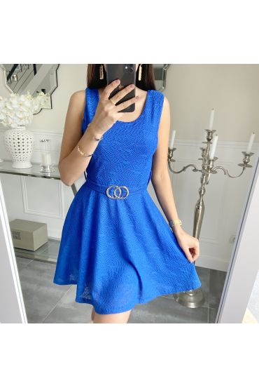 DRESS THE BACK CROSSES 5495 ROYAL BLUE
