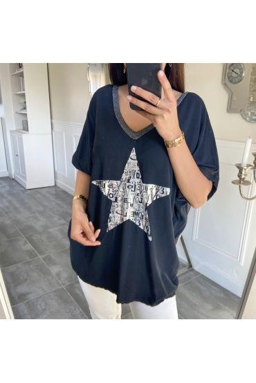 TOP STAR EFFECT DELAVE 5540 BLACK