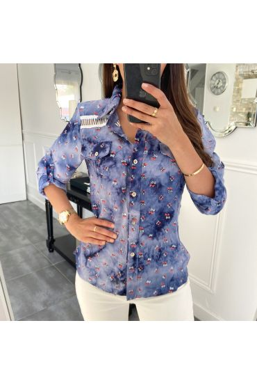 BLOUSE - PRINTED 1020I3