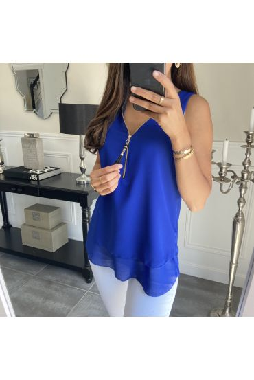 TOP BACK ZIP INTERSECTS 2202 ROYAL BLUE