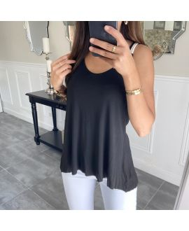 TOP BACK TIE 5850 BLACK