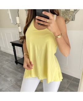 TOP BACK TIE 5850 YELLOW