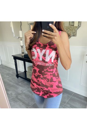 TOP MILITARY 1000 RED FLUO