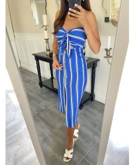 DRESS RAYEE 7992 ROYAL BLUE