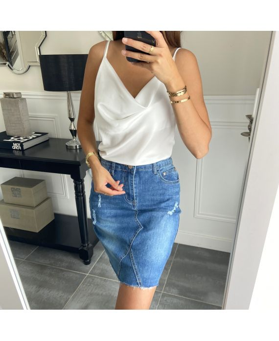 PACK 3 SKIRTS JEANS S-M-L-7113