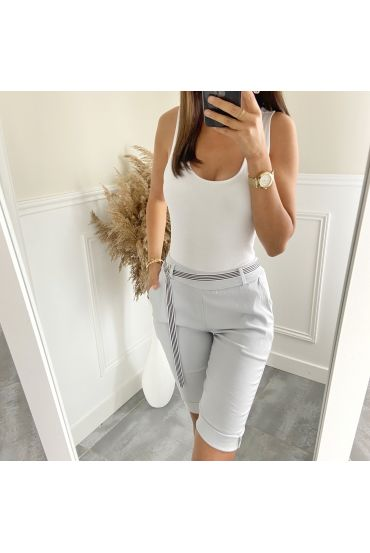 CAPRI PANTS 2824 GREY