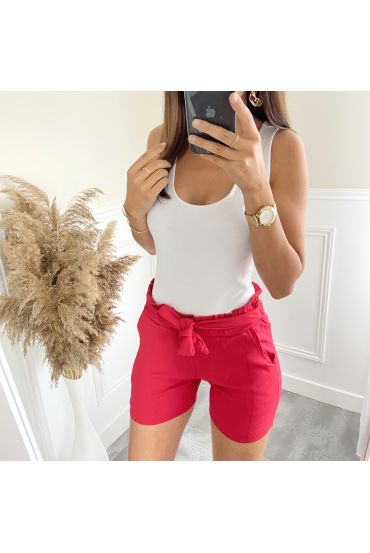 SHORTS 2820 RED