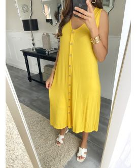 DRESS 2842 YELLOW
