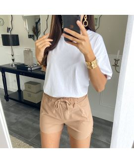 SHORTS 2811 BROWN