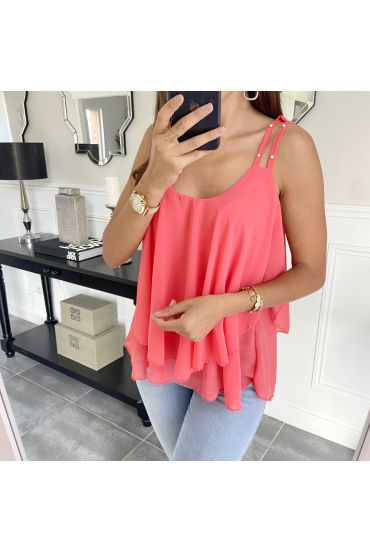 TOP BEADS 7795 CORAL