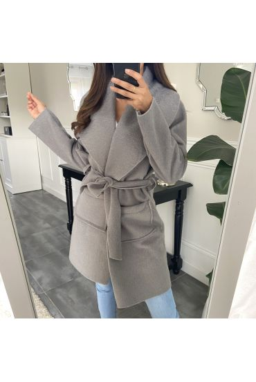 COATS SOFT 9692 GREY