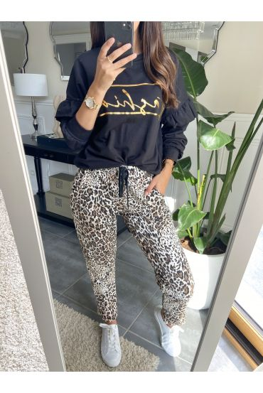 TOGETHER SWEATER/SWEATSHIRT FASHION + PANTS LEO 9734
