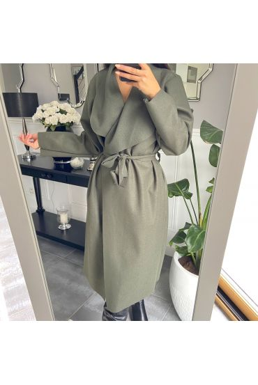COAT LEGER 9801 MILITARY GREEN