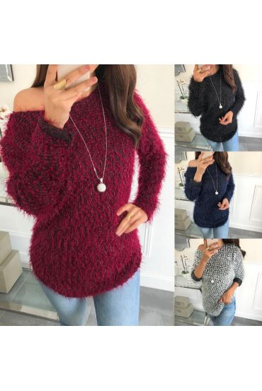 PULL 4 PULL A POILS DOUX + COLLIER 6187