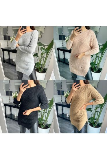 PACK 4 SWEATERS DRESSES 7863