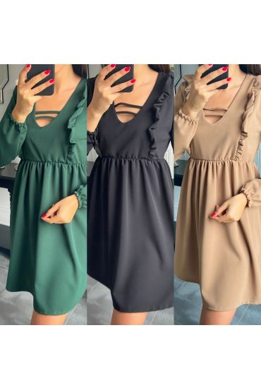 PACK OF 3 SHORT DRESSES 3950