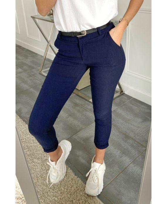 PACK OF 5 NAVY BLUE PANTS S-M-L-XL-XXL P031
