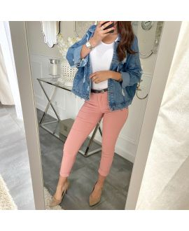 5 PACK PANTS PINK S-M-L-XL-XXL P031
