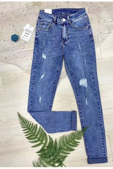 PACK 12 JEANS 8406