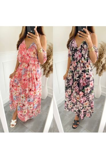 3-PACK LONG DRESS SHOULDERS DENUDEES 9491