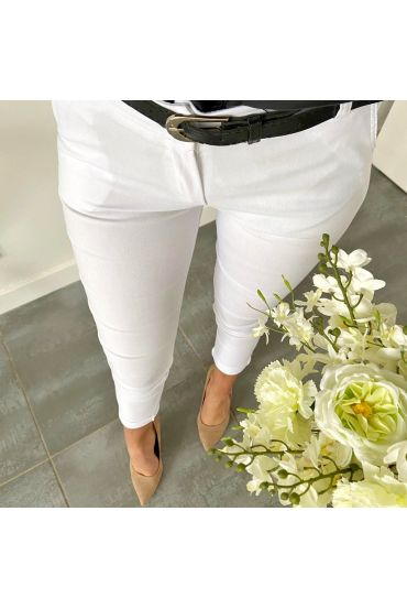 5-PACK BROEK WIT S-M-L-XL-XXL P031
