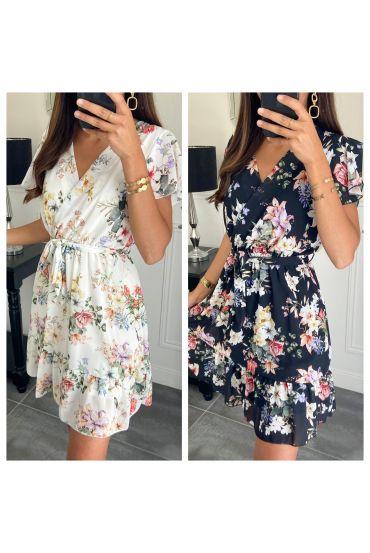 PACK 4 DRESSES FLOWERS 9432