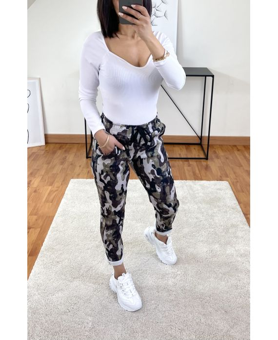 PACK OF 2 PAIRS OF PANTS PRINTS 9302I2