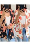 PACK 2 JACKETS FLORAL 8878