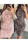 PACK 2 FLOWERED DRESSES 7425I2