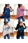 PACK OF 4 T-SHIRTS VINTAGE