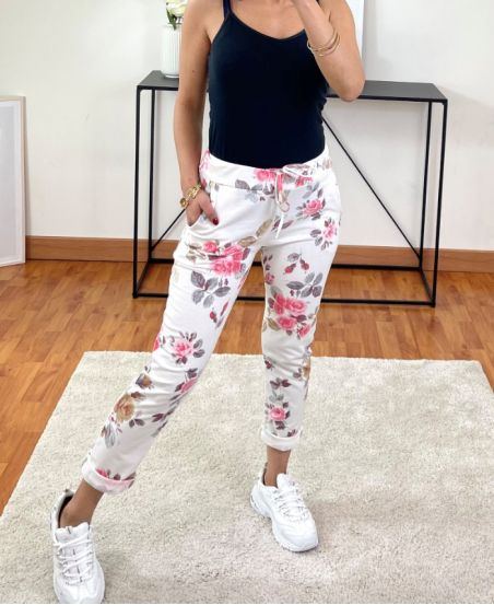PACK OF 2 PAIRS OF PANTS JOGG PRINTED 2021-14