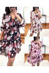 PACK 3 DRESSES FLOWERS 21046I1