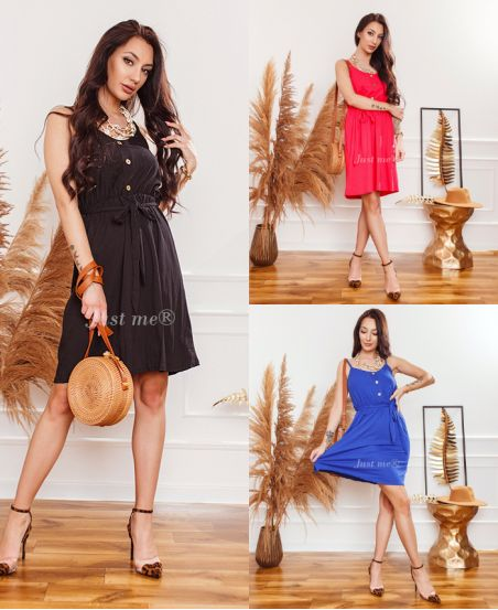 PACK 4 DRESSES 8014