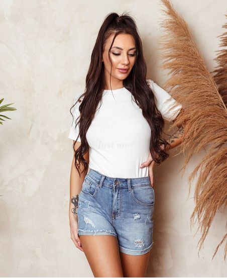 12 PACK-SHORTS-JEAN 6625