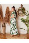 PACK OF 2 DRESSES LONG SLIT 7938