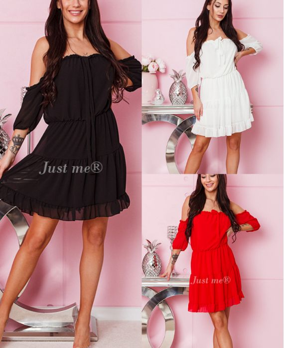PACK 3 DRESSES FLAMENCO 7699