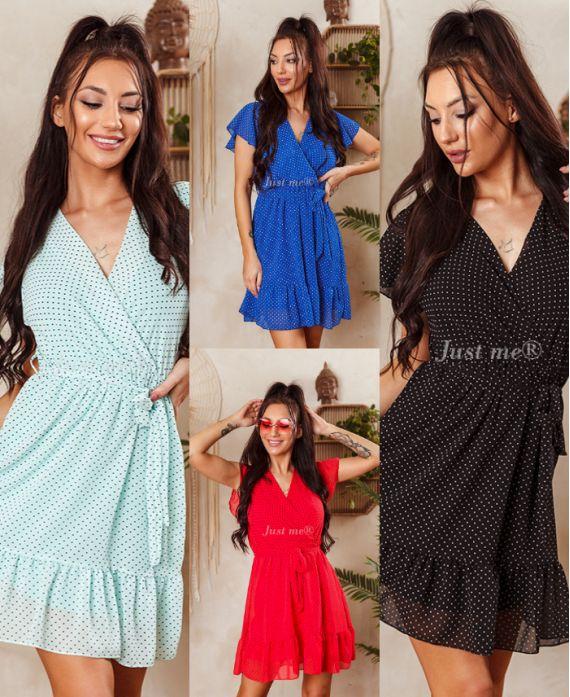 PACK 4 DRESSES 9423I
