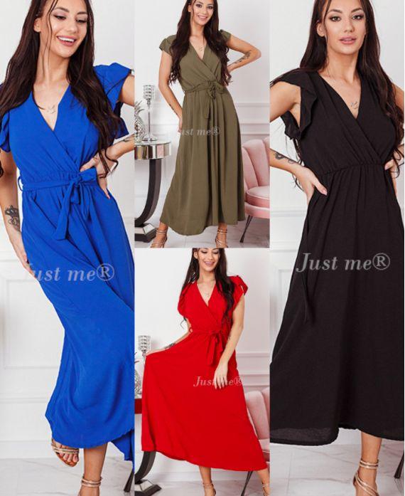 PACK 4 LONG DRESSES 19240