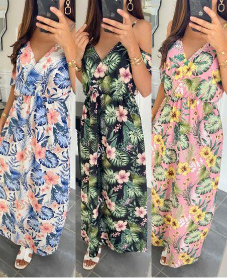PACK 3 DRESSES 9556