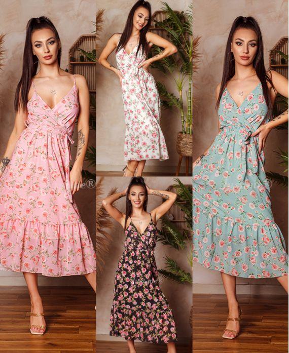 PACK 4 DRESSES 1136